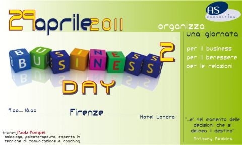 29 Aprile 2011 – Business Day