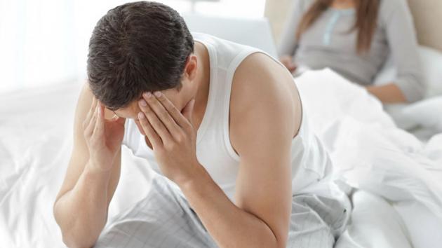 il malato preoccupato non perde mai peso